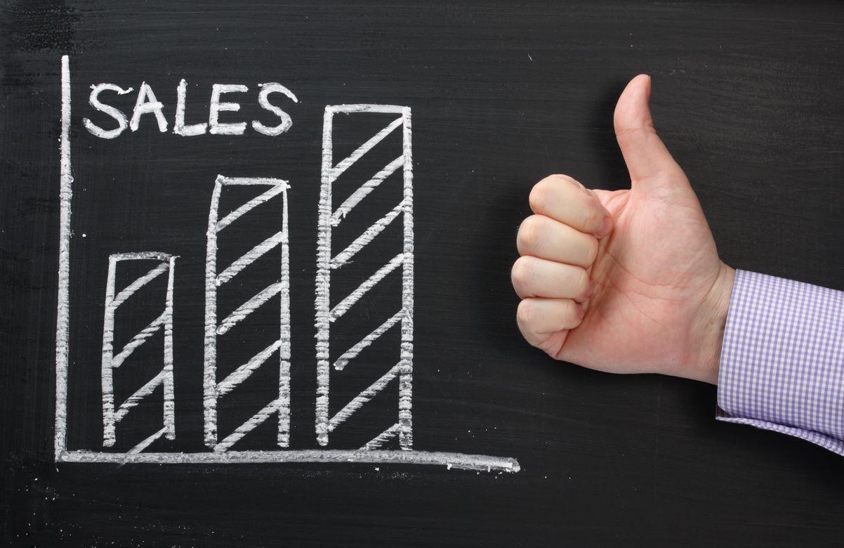 увеличение продаж в магазине