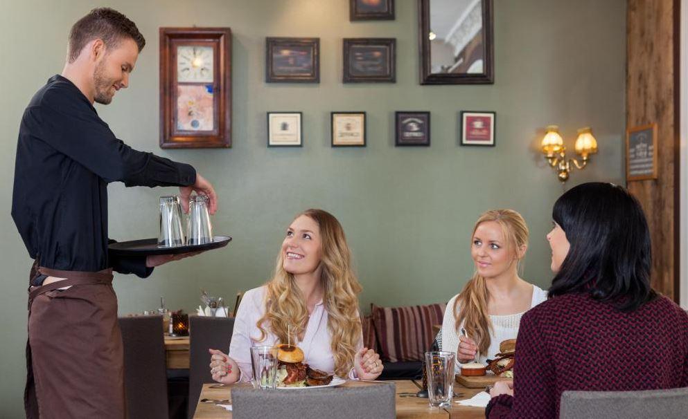 Обучение официантов