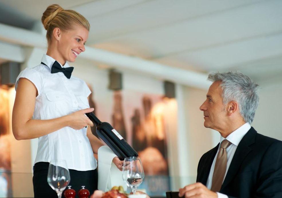 Тренинги для официантов