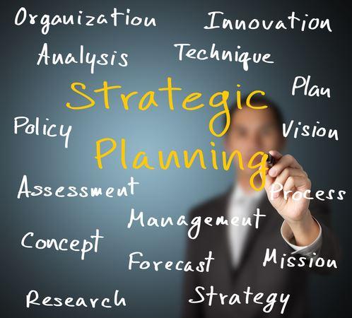 проведение стратегической сессии