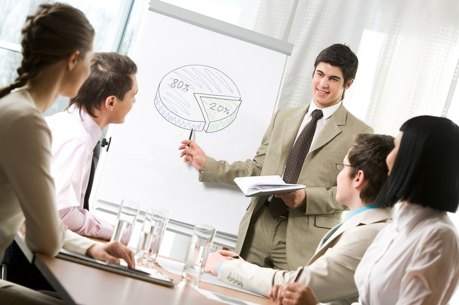 Роль бизнес-тренера